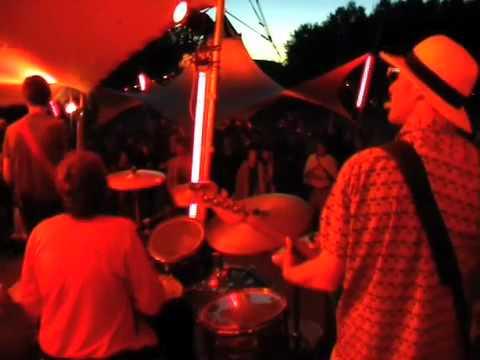 Boyd´s Elektro Gitarren Orchester - G3 (part1) @ FUSION 2010