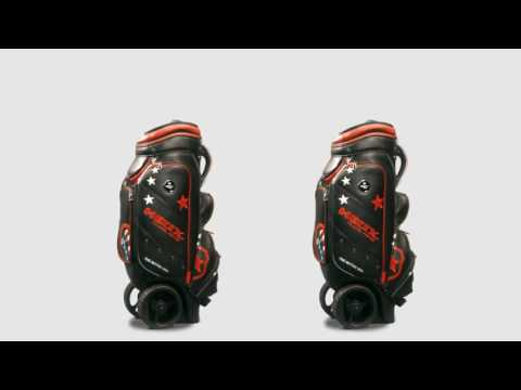 Helix®  All in One Pull Cart Bag