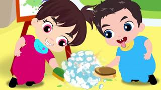 Baby Shoes Design Funny Story! Popular Kids Songs by Cartoons Sun & Moon