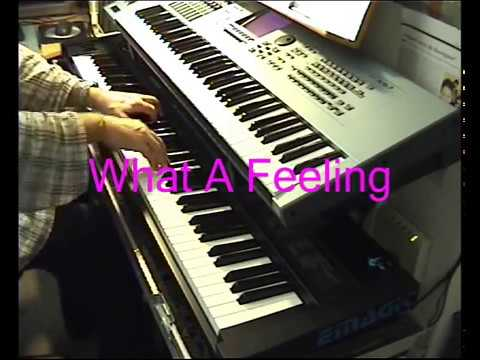 Flashdance - What A Feeling - Piano Cover - Sheet music