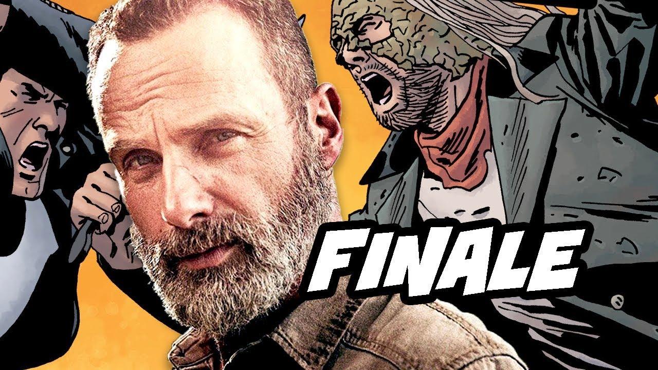 Download Walking Dead Season 9 Episode 8 Whisperers Finale Easter Eggs