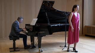 Die Schöpfung, J Haydn Julie Gebhart