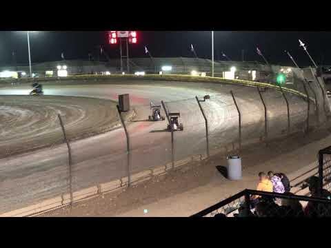 Lemoore Raceway Cal Cup 11/9/19 Jr Sprint Main- Cash