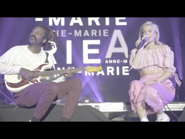 Anne-Marie - On the Ed Sheeran Tour [UK & Ireland Diary]