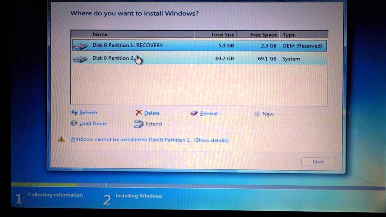 how to delete windows old windows 7