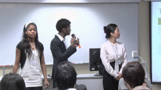 HKSEC 2012 Semi Final Presentations: 1st Runner-up Presentation (Inno-Chemos)