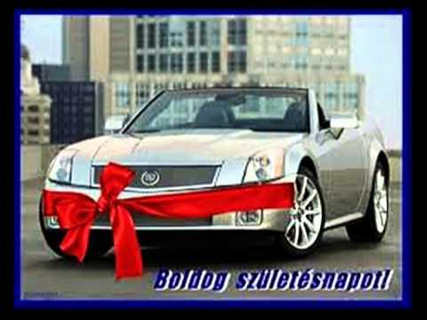 autós szülinapi képek Szülinapra   YouTube autós szülinapi képek