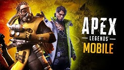 🔥Where is *APEX LEGENDS* Mobile ?? First LOOK Beta GAMEPLAY!!🤔