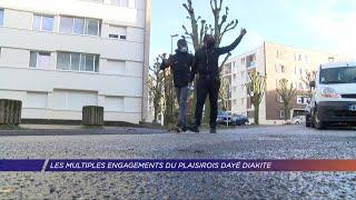 Yvelines | Les multiples engagements du Plaisirois Dayé Diakite