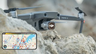 DJI's Drone-To-Phone Remote ID - A Step Too Far?