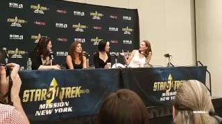 Marina, Nana and Terry address gender and sex issues in Star.Trek