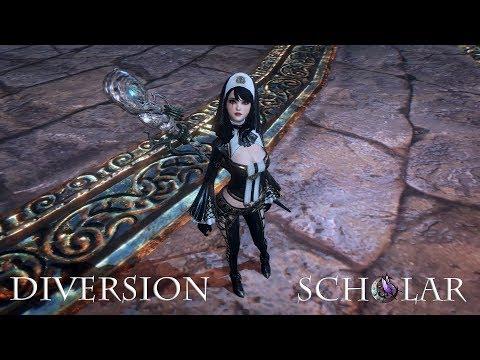 Astellia - Scholar Gameplay - Sansara Fortress