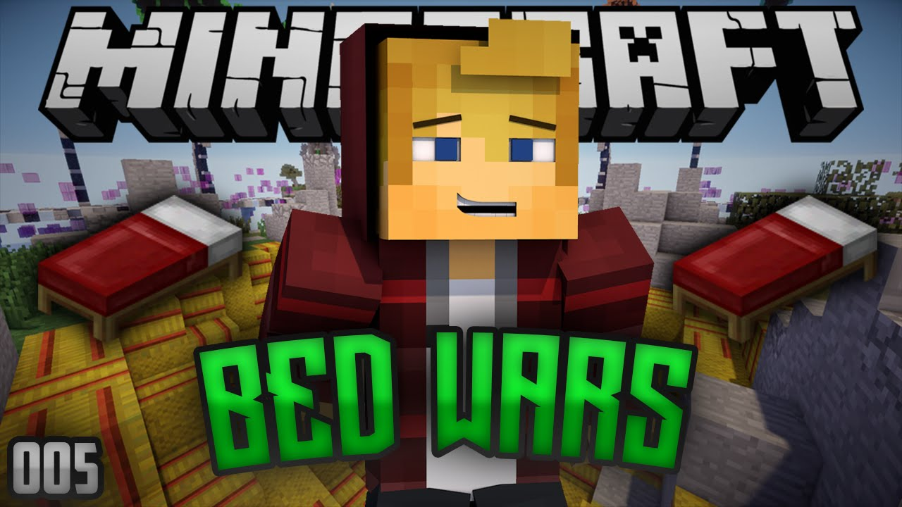 how to get bed in minecraft