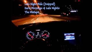 Maverick-Late Night Ride (Snippet)