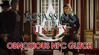 Assassin's Creed Unity - Obnoxious NPCs Interrupt Cutscene thumbnail