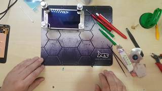 Samsung Galaxy J5 J500 LCD Screen Replacement How To Change Display Disassembly