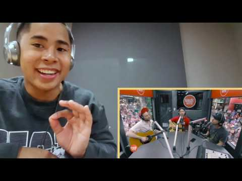 """The Moffatts perform """"Miss You Like Crazy"""" LIVE on Wish 107.5 Bus"""