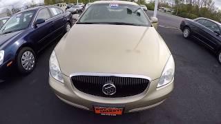 2006 Buick Lucerne CXL For Sale Dayton Troy Piqua Sidney Ohio | CP15436A