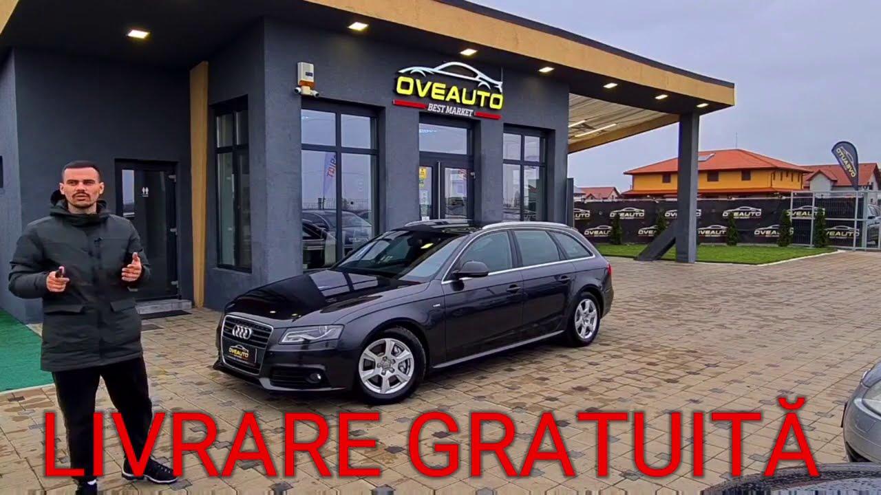 AUDI A4 B8 ~ AN:2009 ~ QUATTRO ~ 6999EURO ~ LIVRARE+REVIZIE Gratuita/Garantie/Finantare/Buy-Back