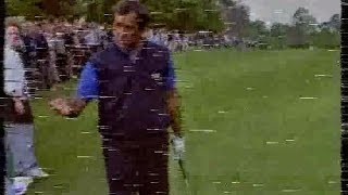 Seve Ballesteros and the