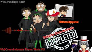 Detective Conan Indonesia: Theme/Music #13 (WebConan Indonesia)