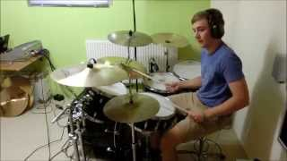 Drake Bell - I Found A Way (Drake & Josh Theme Song) // Drum Cover