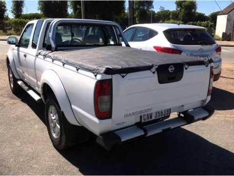 2006 Nissan Hardbody Kingcab 3 0td Auto For Sale On Auto Trader