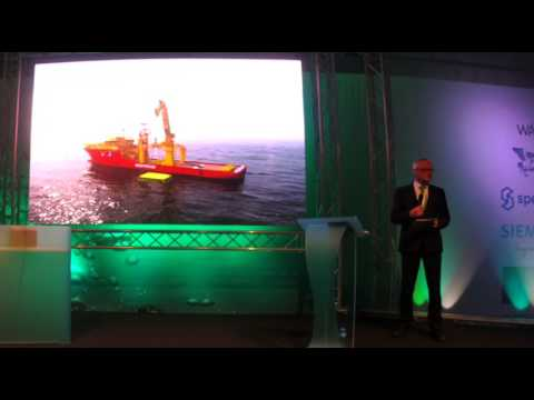 Can an industry dependent on fuel oil ever embrace unmanned shipping? Hosted by Siemens