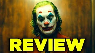 JOKER Reviews! (No Spoilers) Best Joker Yet?