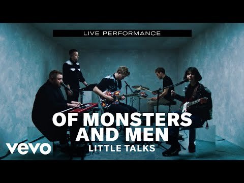 """Of Monsters and Men - """"Little Talks"""" Live Performance   Vevo Mp3"""