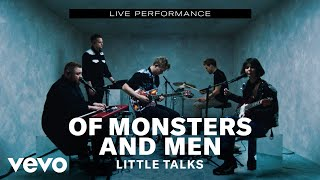 "Of Monsters and Men - ""Little Talks"" Live Performance 