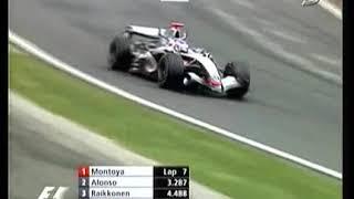 2005 GP Brasil Formula1