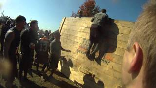 Tough Mudder 2011 Tri State New Jersey (Full Video Clips)