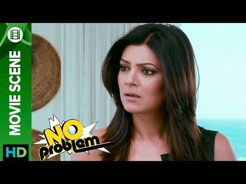 Sushmita Sen gets chaotic | No Problem