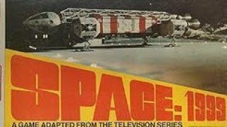 Ep. 133: Space 1999 Board Game Review (Milton Bradley 1974)