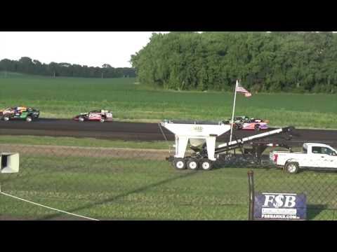 Hancock County Speedway 6-20-17