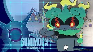 Pokemon Showdown Live Sun and Moon #50 [Uber] - Into The Shadow Realm