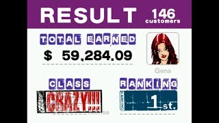 CRAZY TAXI Crazy Rank Licence Arcade Rules - $59,284.09 | 146 Customers [PC Gameplay]