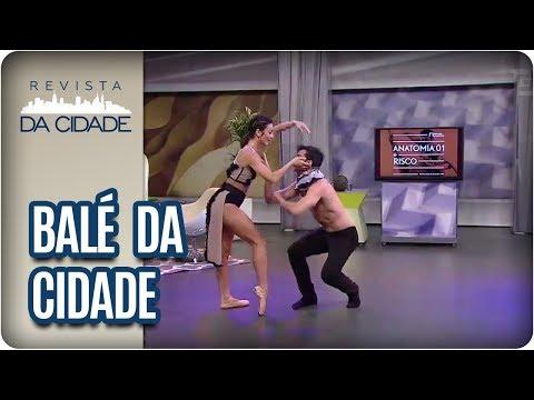 Espetáculo: Balé Da Cidade De São Paulo - Revista Da Cidade (06/10/2017)