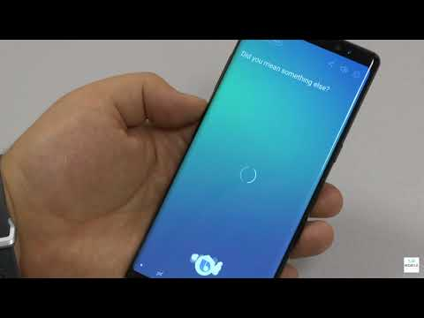 Новые возможности Samsung Bixby