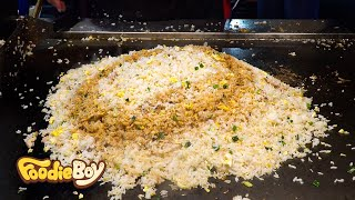 Pork Fried Rice / Taiwanese Street Food / Liuhe Night Market, Kaohsiung Taiwan