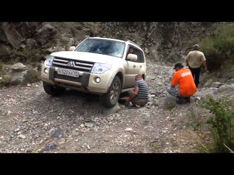 Shimit Pajero Adventure - Ondum 2014