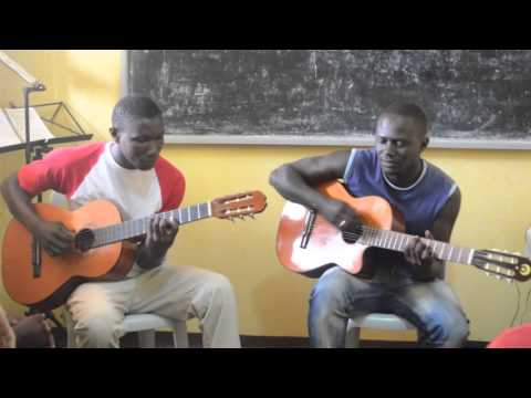 Documentário - 5ª Semana de Música Brasileira em Guiné Bissau