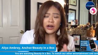 Beauty In A Box Launch Episode with Special Guest Tippy Dos Santos