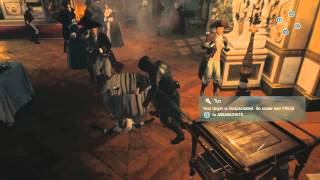 Porn on Assassin´s Creed Unity