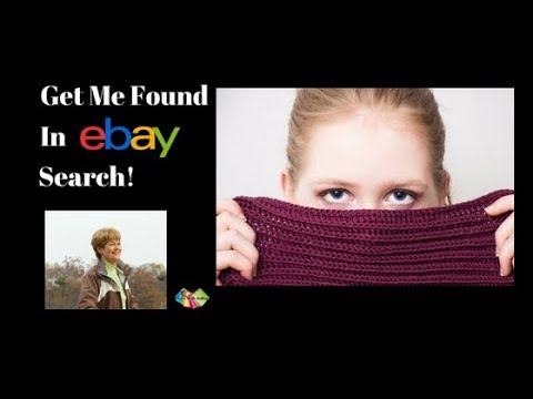Get Me Found In eBay Search!