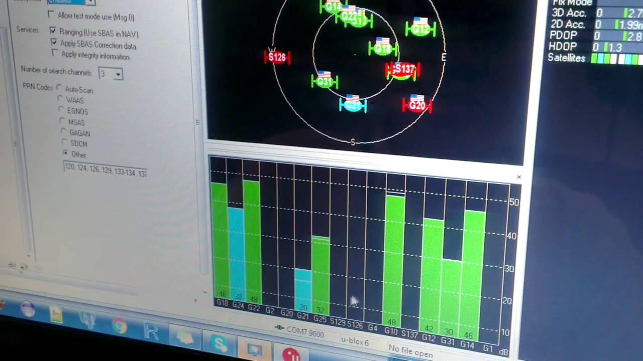U-blox GNSS Evaluation Kit Review