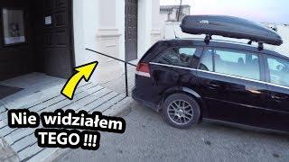 Kolizja z Poręczą ! - Zobacz w 22:37 minucie ... (Vlog #243)