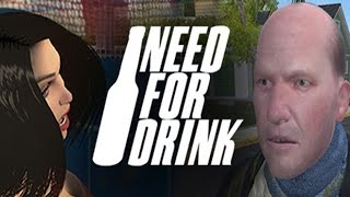 NEED FOR DRINK -  Multiplayer DIVORCE!  (Early Access Single & Multiplayer)