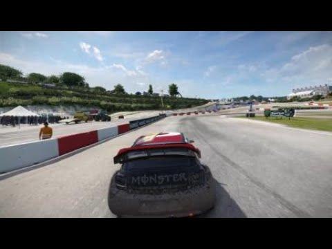 Project CARS 2 Gameplay RallyCross Career |